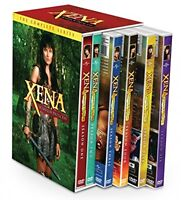 Xena: Warrior Princess, Movies Tv Dvd Action Drama Adventure Family Home Theatre on sale