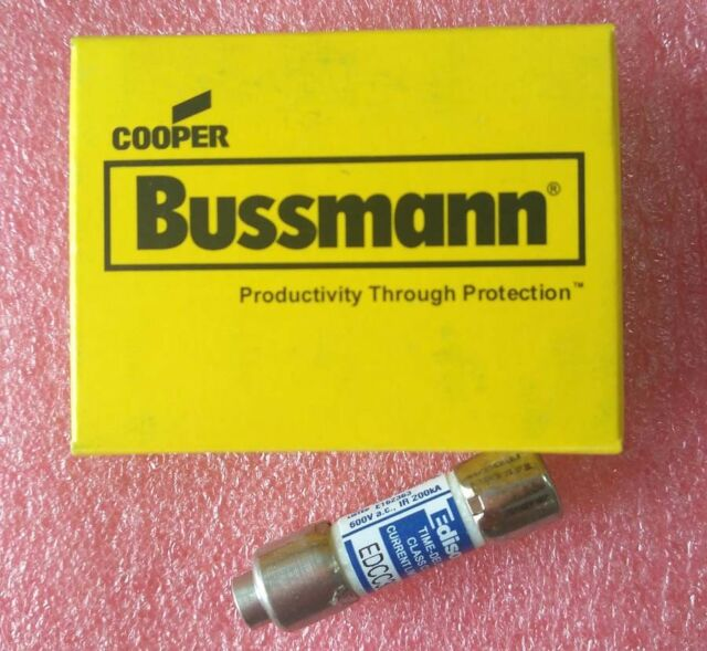 Bussmann Edison MEQ 5 Midget Fuses Time-Delay Fuse 5Amp 500Vac