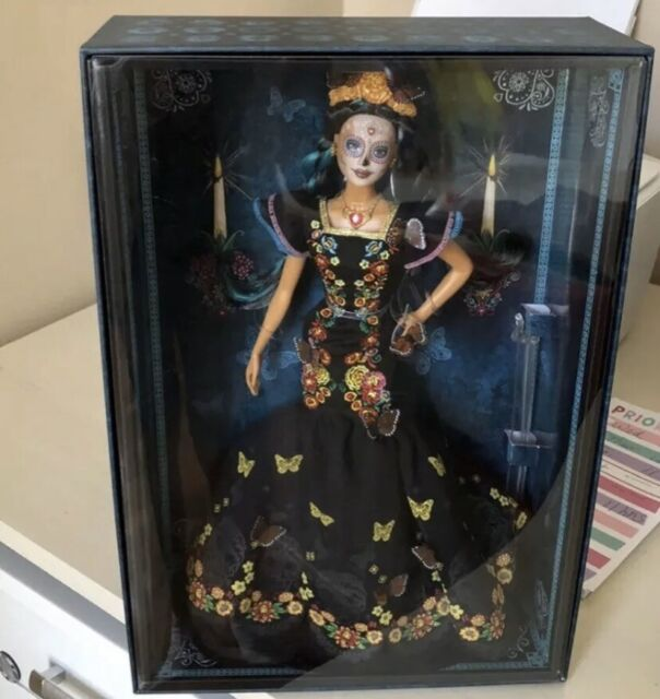 Barbie Dia De Los Muertos Doll **NEW** -in shipping box- **SHIPS TODAY**