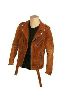 Suede Leather Jackets- Custom Tailored Canada Preview