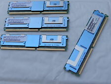 4x 4gb = 16gb ram 2rx4 dd2 667 MHz  FB-DIMM PC2-5300F Memoria ECC Fully Buffered