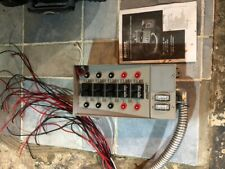 Reliance Protran 31410c Manual Transfer Switch