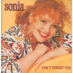 SONIA-Can-039-t-Forget-You-12-034-MAXI-VINYL-UK-Chrysalis-3-Track-B-W-Instrumental
