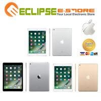 Brand Apple Ipad (9.7) 32gb 4g Tablet In Box