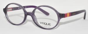 2317 New Violet Authentic 125 Eyeglasses Transparent Details About 17 Vo2965 43 Vogue Kid's mnw08N