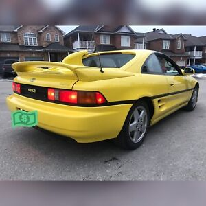 1993 Toyota MR 2