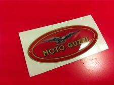 1 Adesivo Resinato Sticker 3D MOTO GUZZI 60 mm