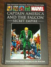 Captain America and Falcon Secret Empire Marvel Ultimate Collection (Hardback)<