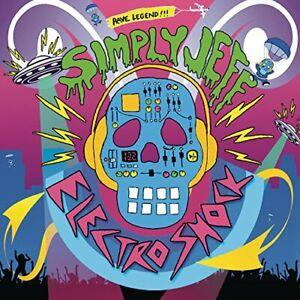 Simply Jeff - Electroshock [CD]