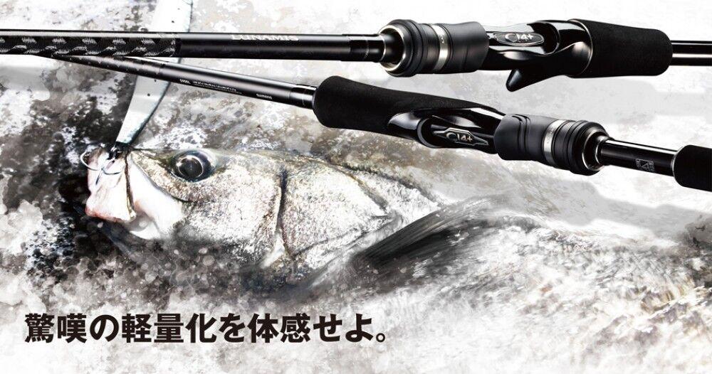 SHIMANO LUNAMIS Bait Model for Sea Bass Rod (1000)