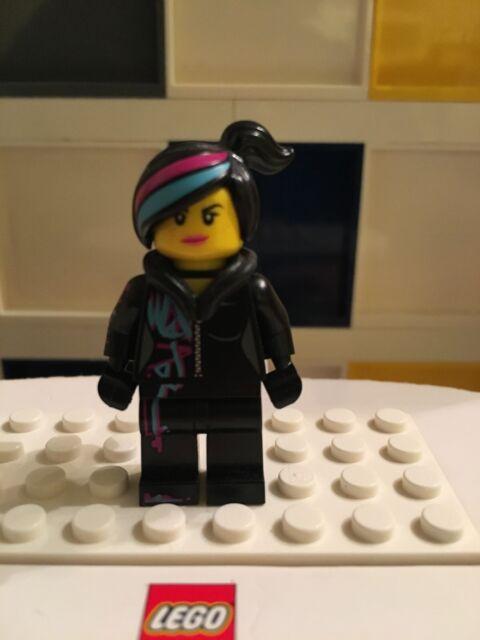 Exc Con Wyldstyle 70803 Lego Movie 2 Minifigure Series