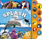 Splash in the Ocean!: 10 Ocean Sounds by Parragon Books Ltd (Board book, 2016)