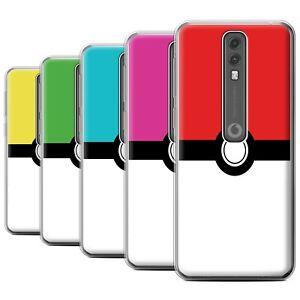 Gel-TPU-Case-for-Vodafone-Smart-V10-Pokeball-Anime-Inspired