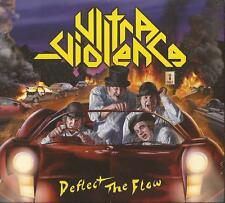 Ultra-violence - Deflect The Flow ( CD ) NEW / SEALED