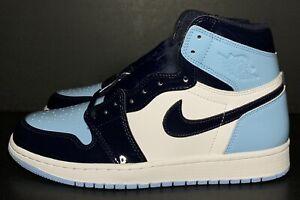 W Air Jordan 1 Retro High Og Blue Chill Unc Cd0461 401 Size 10 Ebay