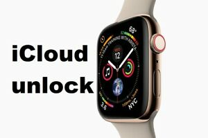 Apple Watch Series 4 Icloud Id Unlock Removal Service Ebay