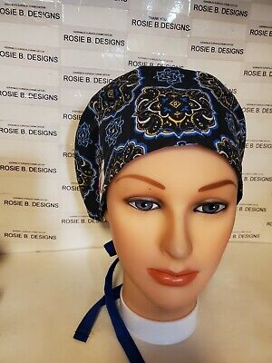 Dr/'s,medical staff Details about  /COLORFUL HEARTS// pixie Euro cap//Rn/'s