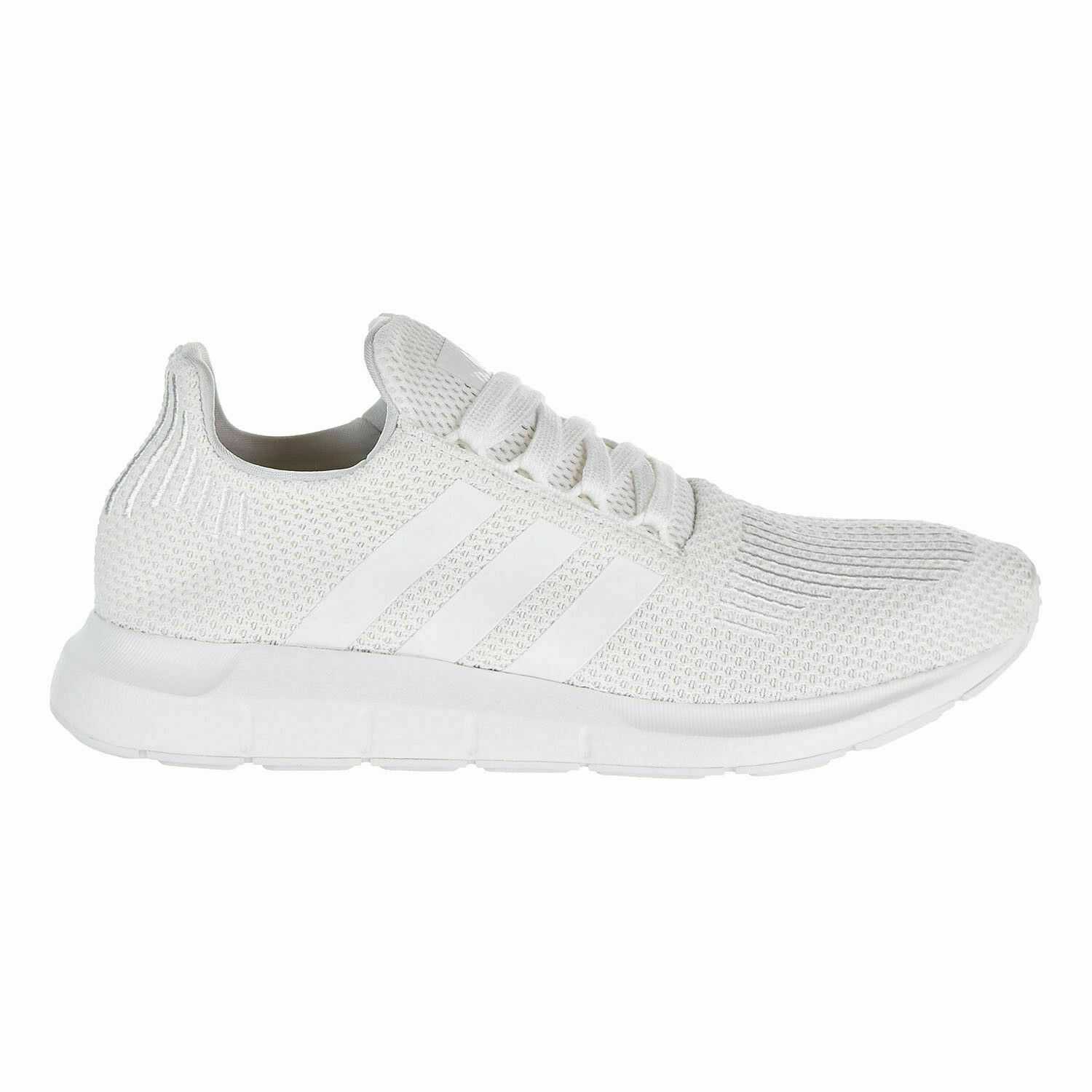 B37725 Men's Adidas Swift Run Running shoes Footwear White All White Size 7-13