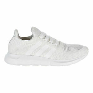 1a66864a0 B37725 Men s Adidas Swift Run Running Shoes Footwear White All White ...