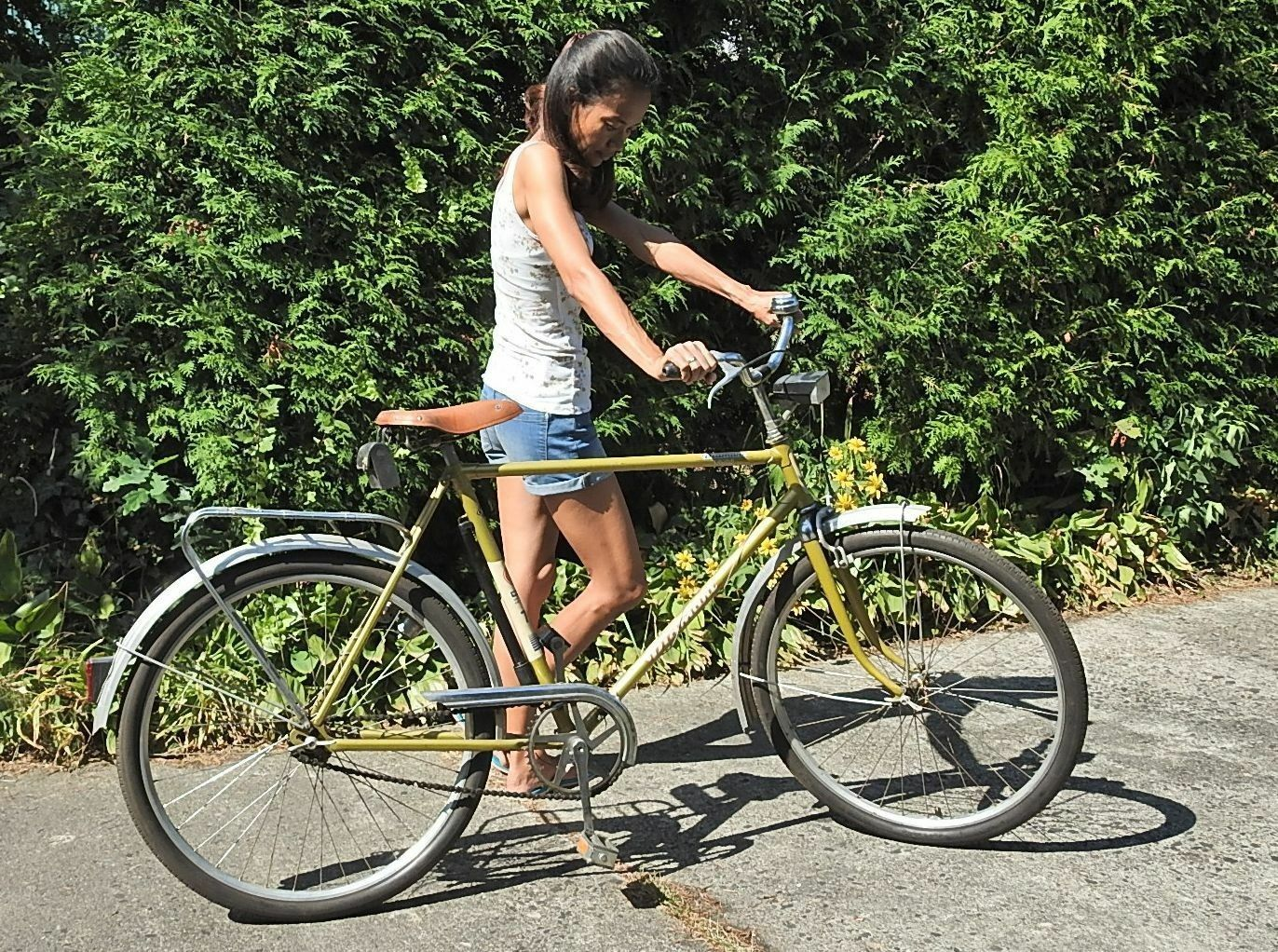 Classic 60 70 80's East German GDR Classic Bicycles Rare DDR Foreign Unusual