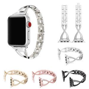 Apple Watch Series 5 4 3 2 1 Women Stainless Steel Band Iwatch Bracelet 38 44mm Ebay