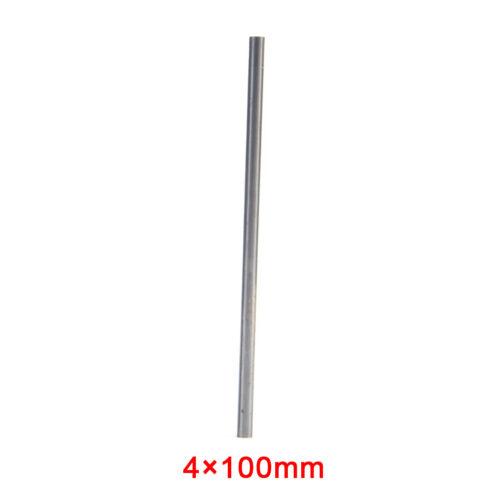 4//5//6// 8// 10 100mm Wolfram Stahl Solid Rund Schaft 55 Grad Fräsen Werkzeug