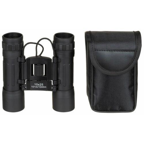 MFH Binocolo militare pieghevole 10x25 Binocular 34663A