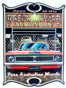 WRECKING-YARD-SURVIVORS-HOLDEN-MONARO-All-Weather-Metal-Sign-475x360