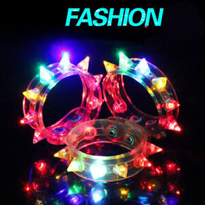 1pcs-LED-Spike-Bracelets-Light-Up-Bracelets-for-Party-Rave-Nightclub-Bar-Concert