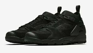 Details about Nike ACG Air Revaderchi Men's size 11 AR0479 002 Triple Black Anthracite