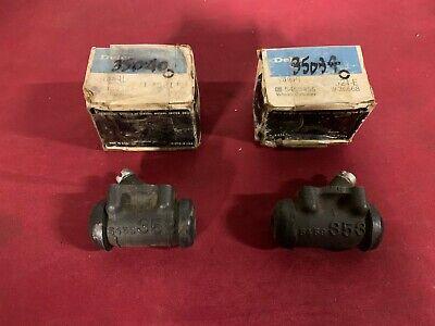 2 wheel cylinders Chevrolet GMC truck Front wheel cylinder set  1936-1950