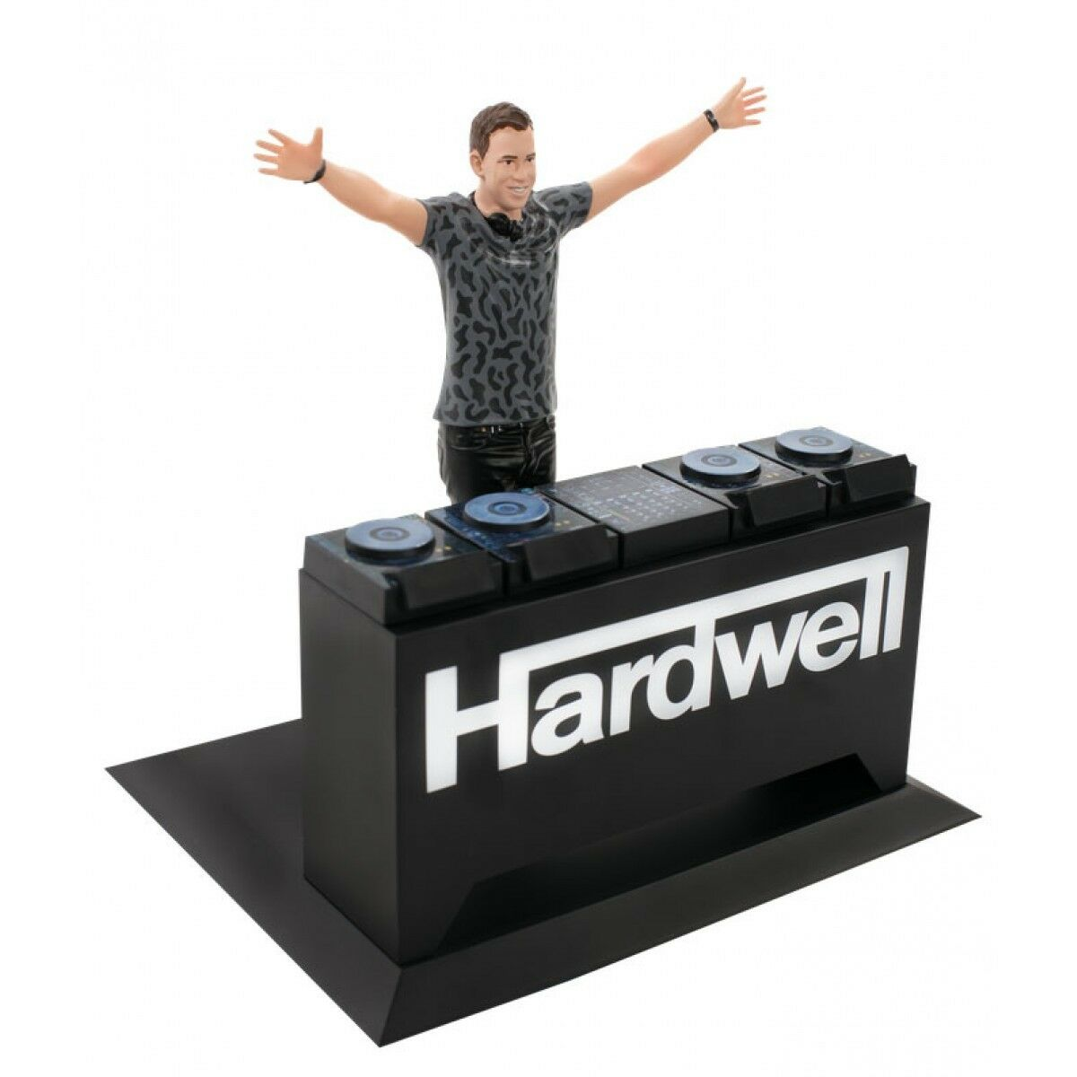 Dutch DJ Hardwell Action Figure Limited Edition NEW NEW NEW eb1dc3