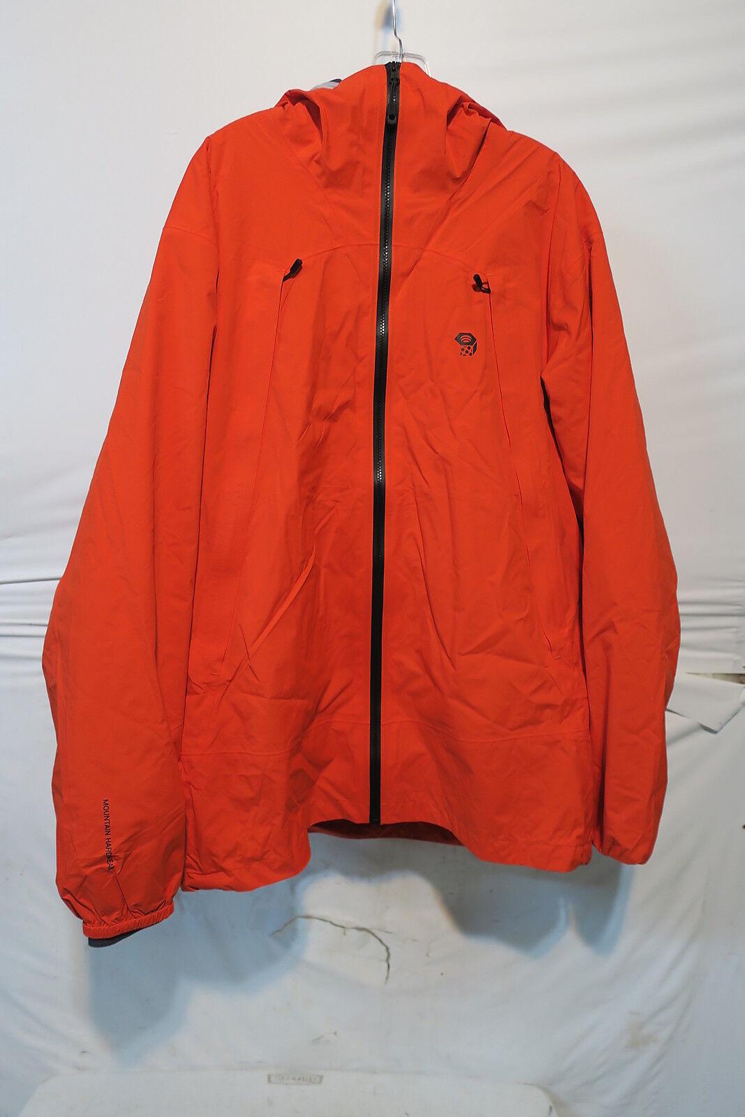 Mountain Hardwear Rouge 3-in-1 Composite Jasje --mannen's XL State oranje  449.95