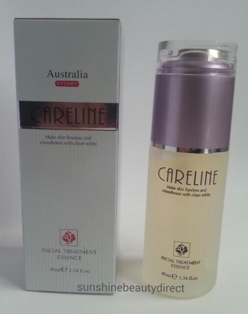 Careline Facial Treatmemt Essence Make Skin Flawless & Smothness, Clean White