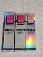 Ultima Ii Glowtion Luminous Lipcolor Choose Your Color Lipstick .14 Oz Rare