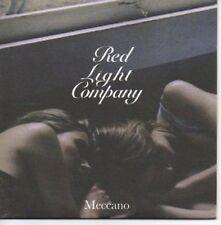 (AF891) Red Light Company, Meccano - DJ CD