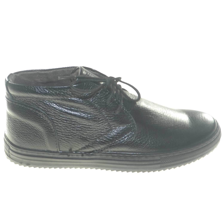 scarpe uomo polacchini nero in vera pelle di vitello made fo in italy moda basic fo made c0497b