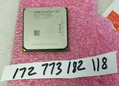 ADA3300AEP3AX AMD ATHLON 64 3300 SOCKET 754 2.40GHZ TESTED WORKING