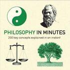 Philosophy in Minutes by Marcus Weeks (Paperback / softback)
