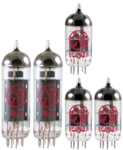 New PREMIUM JJ ELECTRONIC Full Tube Replace Set Vox AC15 Bugera V22