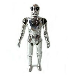 Death-Star-Droid-Vintage-Star-Wars-Action-Figure-1978-Kenner-HK-First-21-Silver