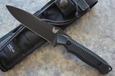 Benchmade 140BK Nimravus Fixed Blade Tactical Knife w/ Molle Sheath Included