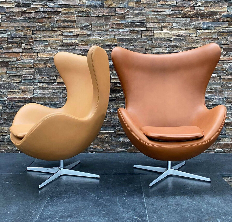 Nyt Ægget af Arne Jacobsen!