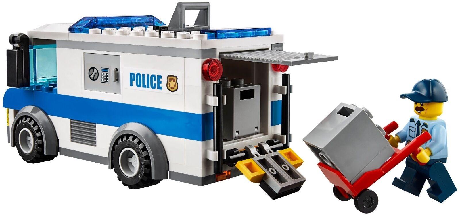 LEGO® City 60142 Geldtransporter NEU NEU NEU OVP_ Money Transporter NEW MISB NRFB 351230