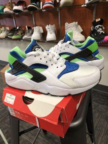 Nike Air Huarache Size 10.5 Scream Green