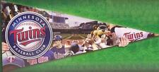Jigsaw puzzle MLB Minnesota Twins in the shape of a pennant 300 piece NIB