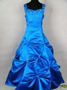 Flower girl dress Custom holiday princess pageant G05