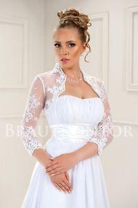 Bolero Hochzeit Ivory | Hochzeit