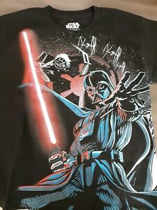 JEDI T-Shirt NWT Licensed /& Official Boy/'s Youth Star Wars EMPIRE VS