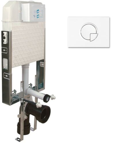 Concealed Cistern Pretext Element Cistern Assembly Element Wc Drywall